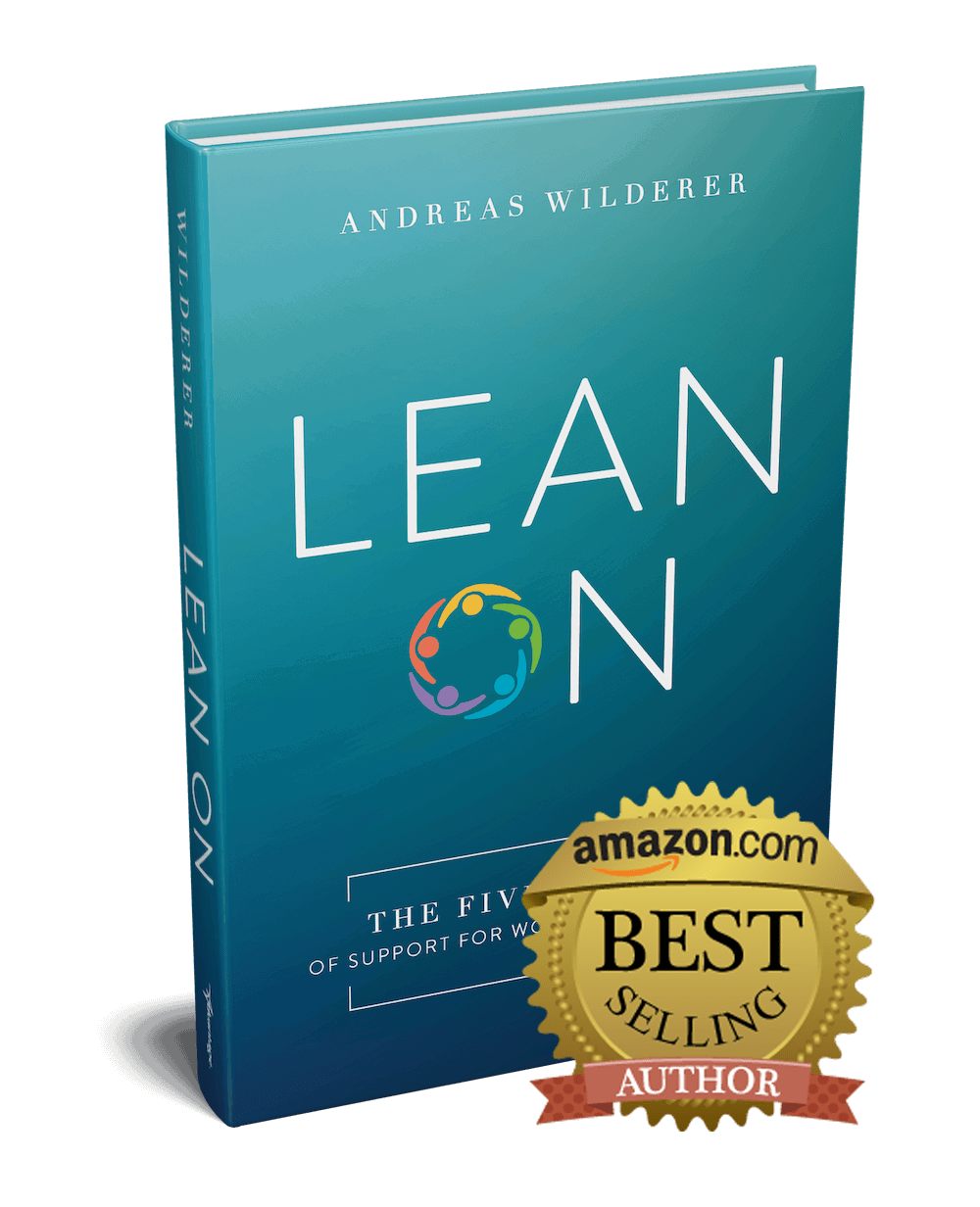 Lean On Book Cover